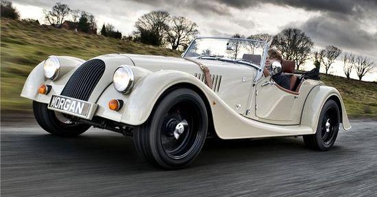 1940s Jaguar Roadster?