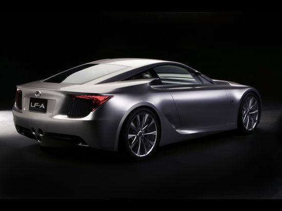 Lexus LF A Sports Car