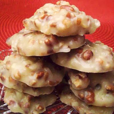 Coconut Pecan Pralines