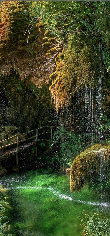 Caves of St. Christopher Labonte in Castel d'Aiano, Bologna, italy • translate.google....