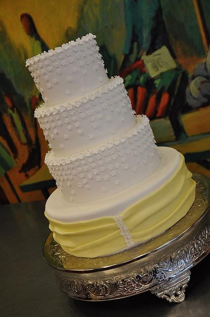 my wedding cake...