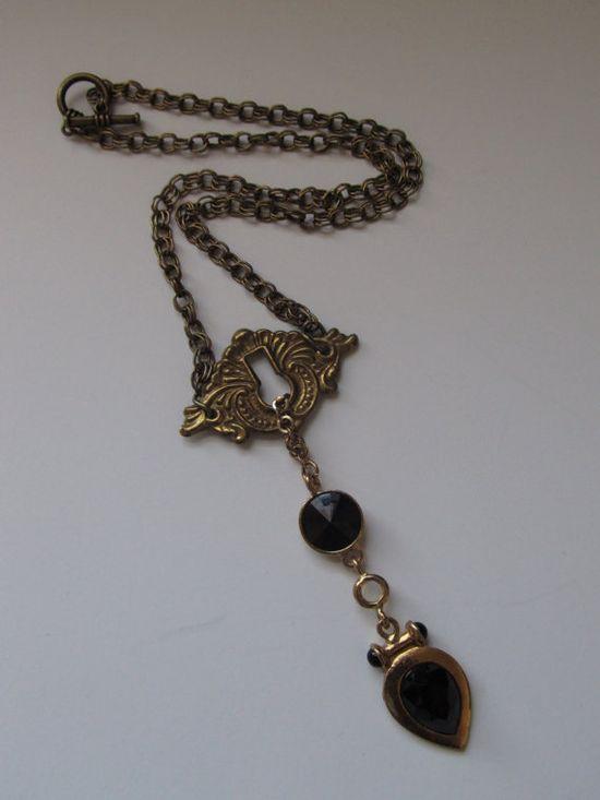 Vintage Hardware Jewelry