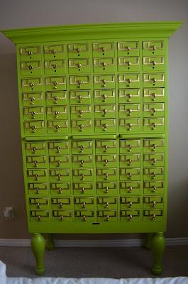 green card catalog