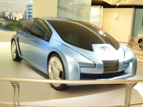 Hydrogen powered Toyota car concept  Please Like,Pin,or Comment. Thanks.  j.gs/100549/cars