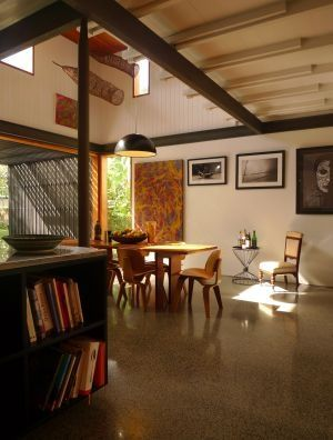 Marc - polished concrete #floor interior #floor decorating before and after