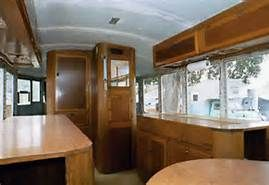 vintage mobile home interiors