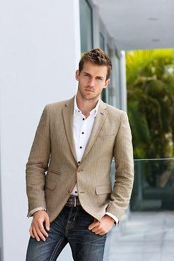men's fashion #men #style #preppy #blazer