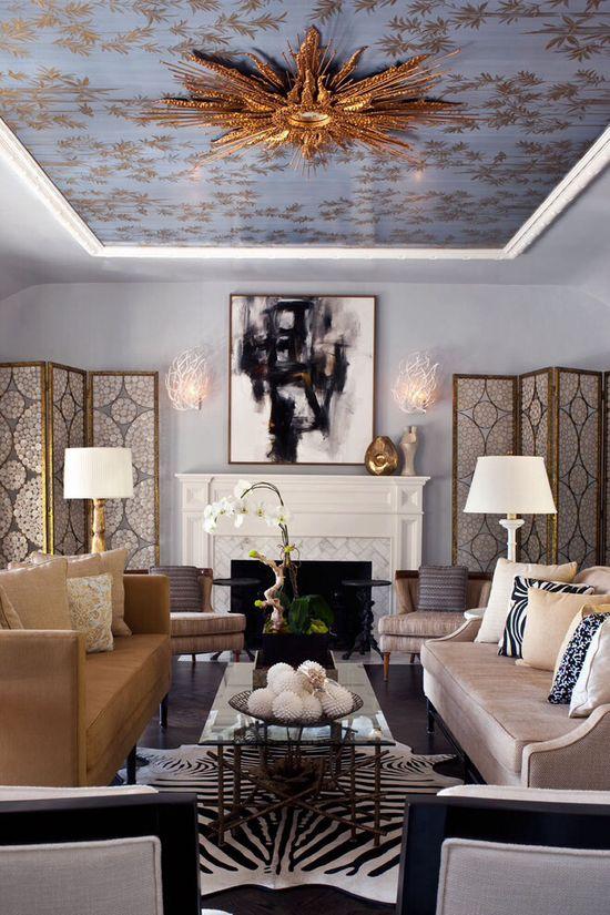 Interior .. Decorated living