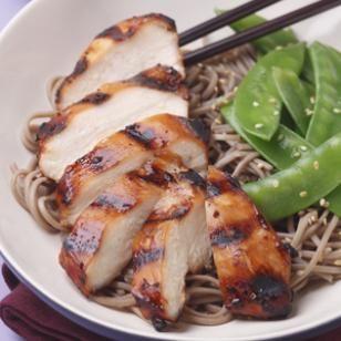 Teriyaki Marinated Chicken Recipe
