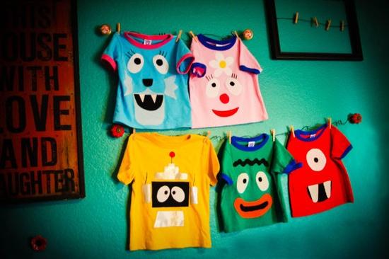 Yo Gabba Gabba Shirts!!