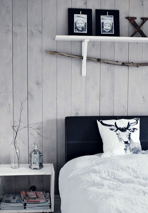 cute country/rustic bedroom