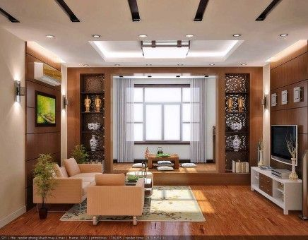 Concept ideas for chinese living room design
