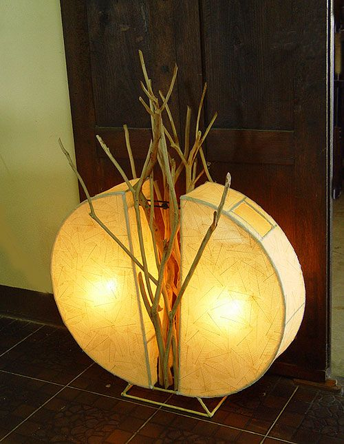 Eco friendly decor by Lamp Art Design, Luxury House Design, House Design, Interior House Design