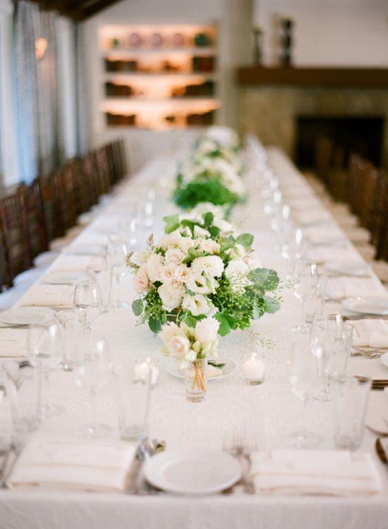 San Ysidro Ranch romantic wedding ~ Lacie Hansen Photography via Wedding Sparrow