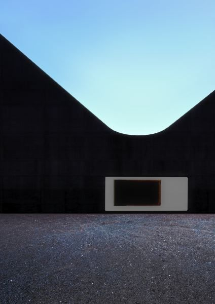 Philipp Schaerer, Bildbauten, architecture and reality