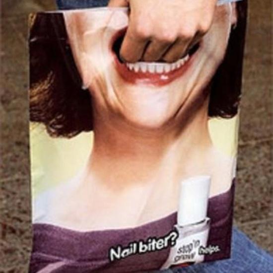 Creative Marketing - nail biter!
