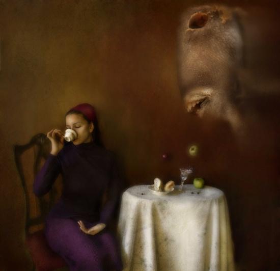 """""""La Discusión"""" de 2010, Cristina Francov ©"""