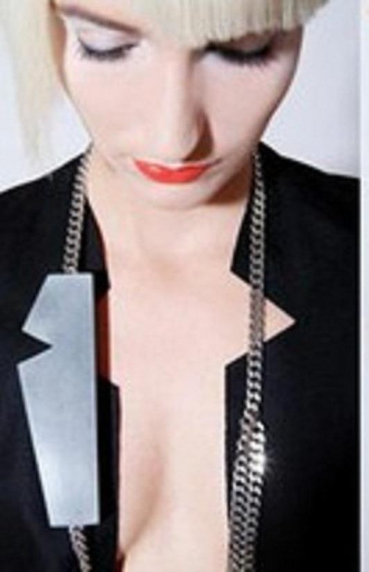 Bergner Schmidt concrete jewelry - collier en béton