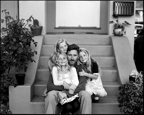 From Lauren Rosenbaum's Flickr feed. Focuses on her family. Does great work. And every frame feels as though a conversation is contained in it. Discover her: www.flickr.com/...