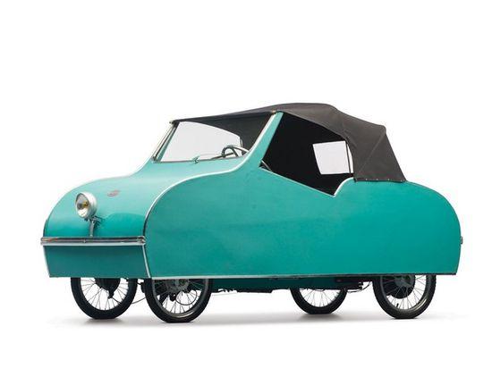 1953 Ardex 50cc