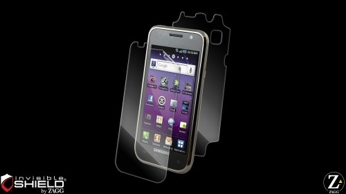 get new phone shielded