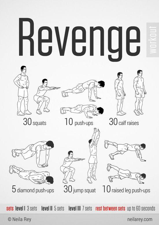 Revenge Workout