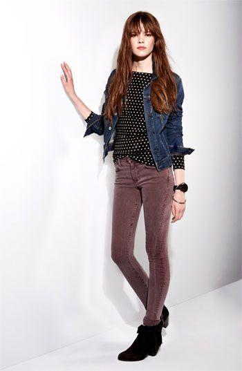 Joe's Jeans & Jacket, Hinge® Top