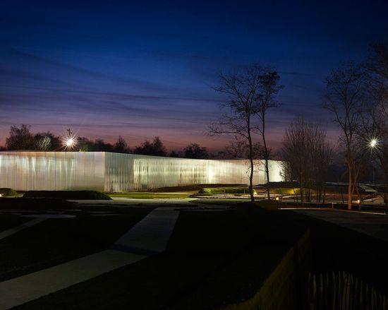 Musée du Louvre-Lens /  KAZUYO SEJIMA + RYUE NISHIZAWA / SANAA, STUDIO ADRIEN GARDÈRE, IMREY CULBERT