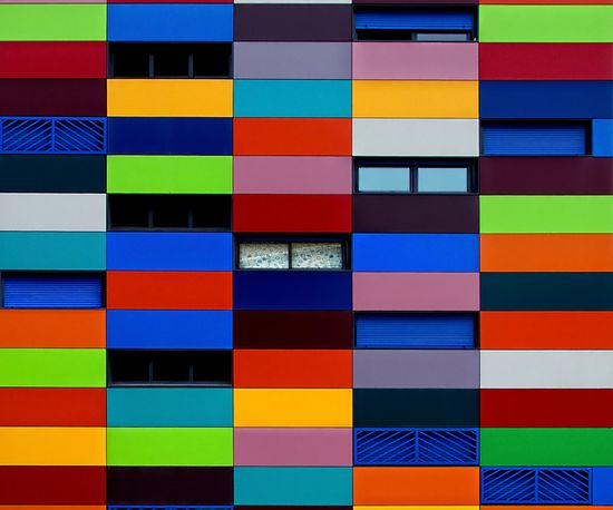 The House Color by Alfon No, via 500px