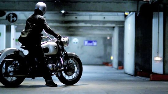 A short film about one of our favorite custom #motorcycle builders, Blitz.