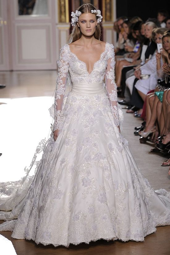 Zuhair Murad - Wedding Dresses Fall Couture 2012