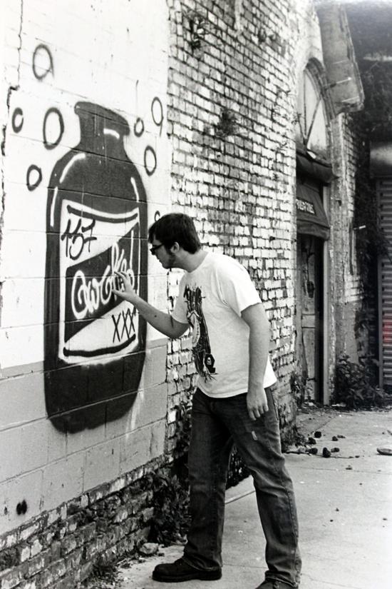 Graffiti ?