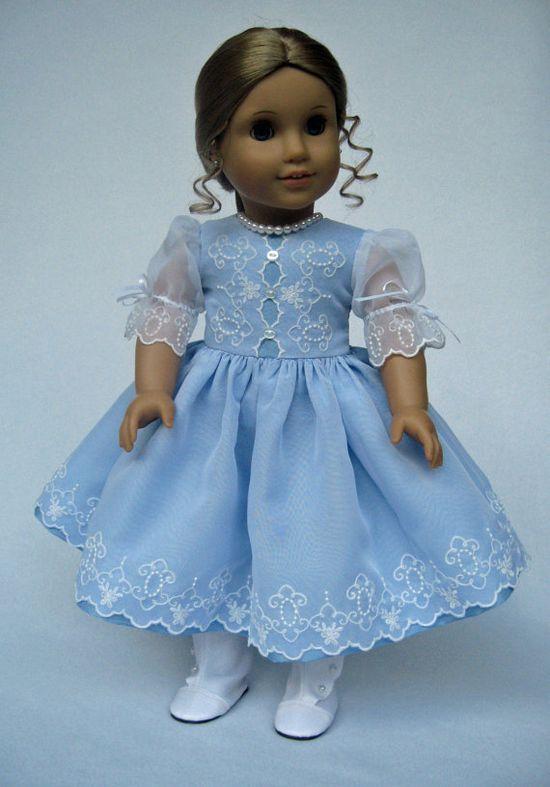 "American Girl 18"" Doll dress."