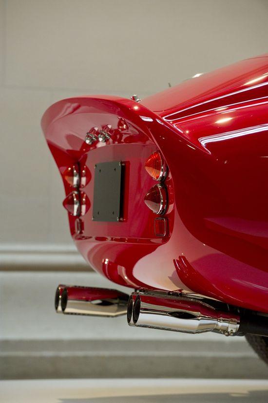 Ferrari 250 GTO,  1962 – © Photo : Jacques Gavard