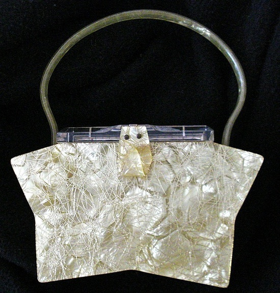 Lucite star purse - perfection ?