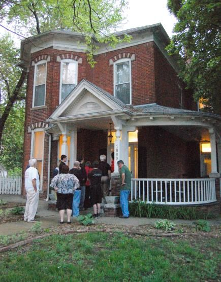 Explore the spooky side of the Midwest with walking and bus tours that offer history along with ghostly tales.