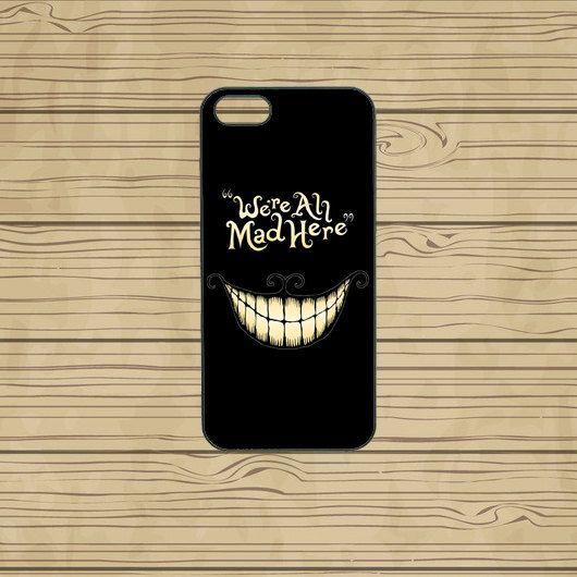 iphone 5S case,iphone 5C case,iphone 5S cases,cute iphone 5S case,cool iphone 5S case,iphone 5C case,5S case--Alice in Wonderland,in plastic by Missyoucase, $14.95