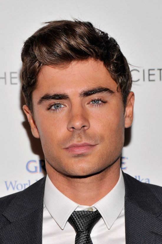"""Zac on the red carpet at the Cinema Society & Bally screening of Sony Pictures Classics' """"At Any Price"""" at Landmark Sunshine Cinema on April 18, 2013 in New York City."""