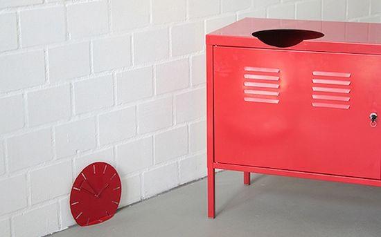 Designer Cuts Out Furniture From IKEA Furniture