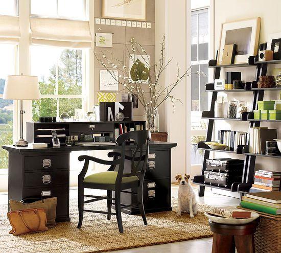 Nice Modern Home Office Design Ideas
