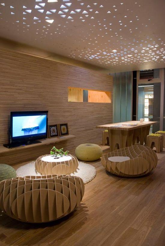 Gruba Studio | Sustainable architecture ( Material : Bamboo )