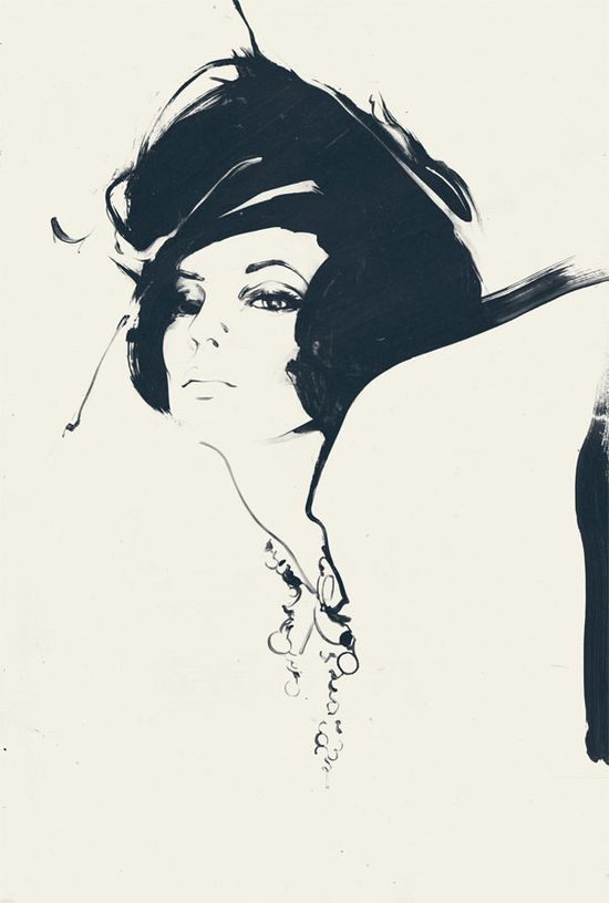 illustrations . more like #stencil work aye?