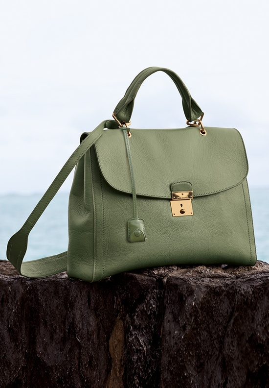 The 1984 satchel is named after the year Marc Jacobs met Robert Duffy, his future co-conspirator in the creation of the #marcjacobs brand.