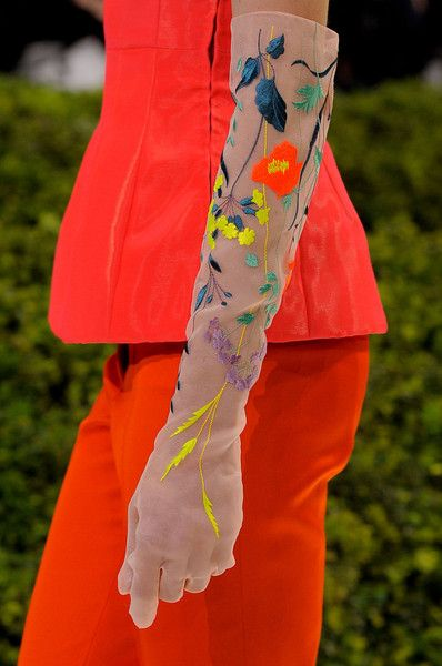 Christian Dior Spring 2013 - Details