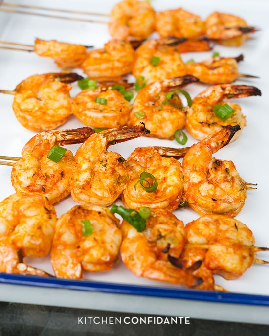 Shrimp on a stick food food art yum food cravings eats yummy food shrimp food art images food photos food images food pictures