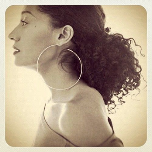 Tracee Natural Hair Pictures #NaturalHair