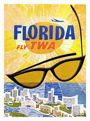 TWA to Florida