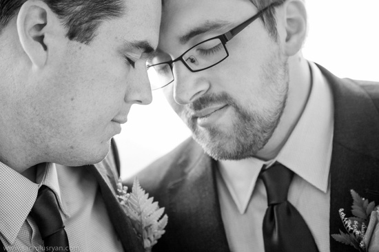 Gay Wedding - Same-Sex Photo by Sara + Ryan