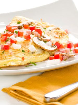 Learn how to make the perfect omelet #eggs