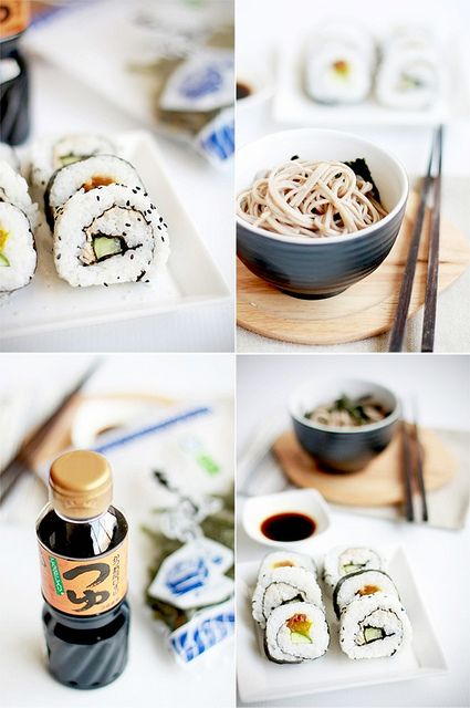 A Simple Japanese Lunch By bossacafez